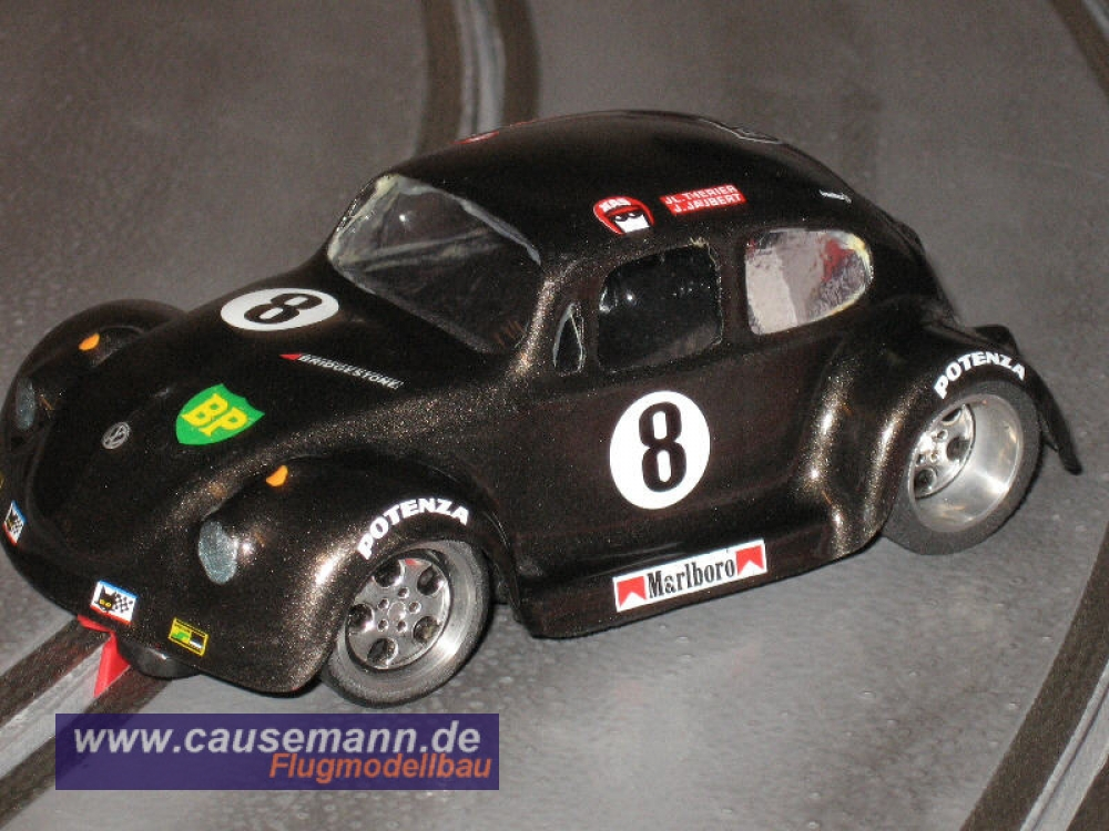slotcar racing edition karosserie no 5 vw k fer herbie. Black Bedroom Furniture Sets. Home Design Ideas