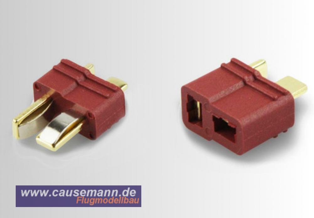T plug stecker