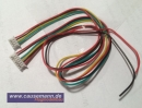 11.1V 4P Female 6P 4P Male Power Cable for FPV