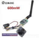 Eachine 700TVL 600mW 1/3 Cmos FPV 110 Degree Camera...