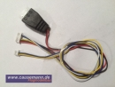 11.1V 4P Female 5P 3P Male Power Cable for FPV
