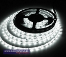 LED Strip, 20cm, WEISS, 120 LEDs pro Meter