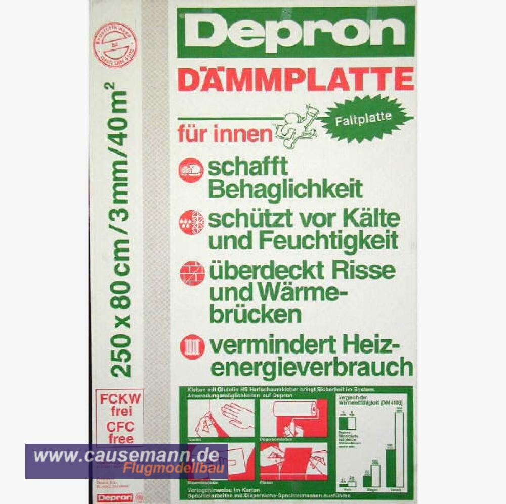 incl Versand 1 Karton Depron Dämmplatten 3 mm 40m²