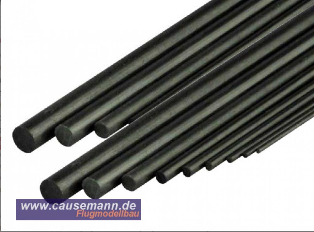 Carbon Kohle CFK Stab Ø 0.8x1000mm