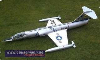 90er Starfighter F-104 für 90er Impeller