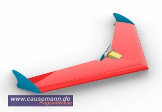 CC-SpecWing - FPVWRA Delta Racing Wing